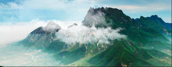 飞猪将互联网基因植入少林  嵩山未来景区
